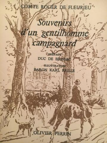 « Souvenirs d'un gentilhomme Campagnard »...