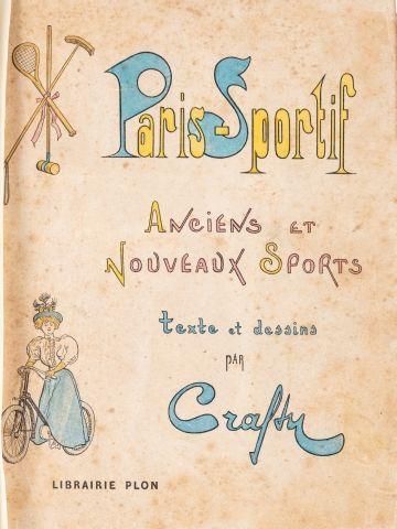 CRAFTY Paris sportif Anciens et nouveaux...