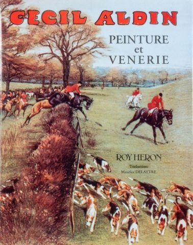 Cécil Aldin Peinture et Venerie Ed Roy Heron,...