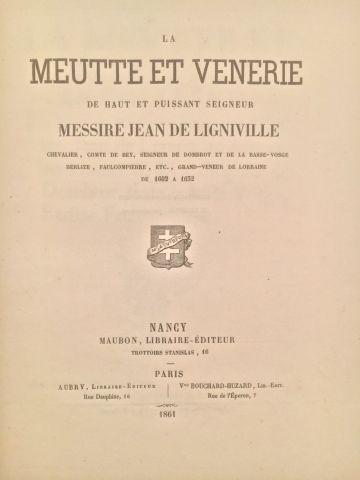 «Meutte et Vénerie pour le chevreuil » Messire...