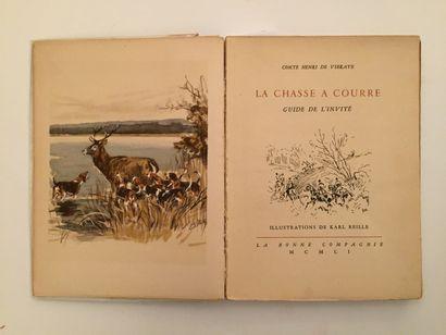 « La chasse à courre » ( Guide de l'invité)...