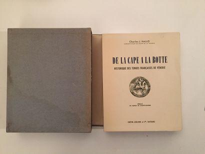« De la Cape à la Botte » - Charles J. Hallo....