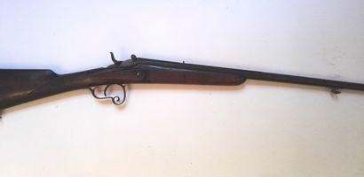 Carabine Auguste Francotte, système Flobert....