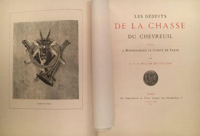 «Les déduits de la chasse du chevreuil »...
