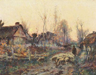 Michel KOROCHANSKY (Odessa 1866-Montigny sur Loing 1925)