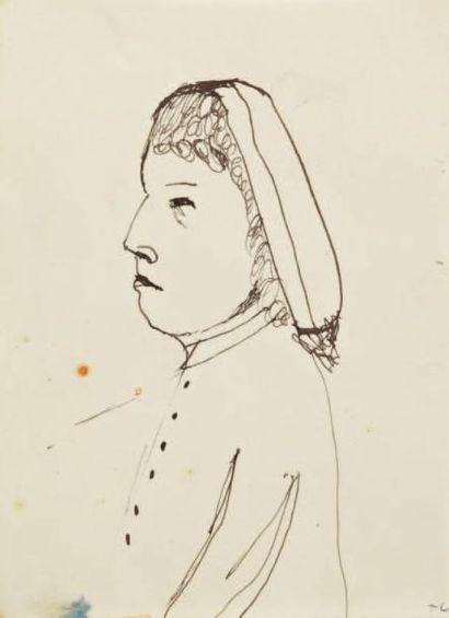 Pierre TAL-COAT (Clahors -Carnoët 1905 - Saint Pierre de Bailleul 1985)