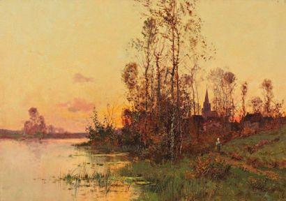 Emile GODCHAUX (1860 - 1938)