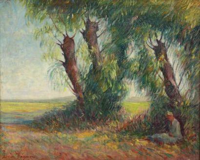 Lucien MIGNON (Chateau Gontier 1885 - Paris 1944)