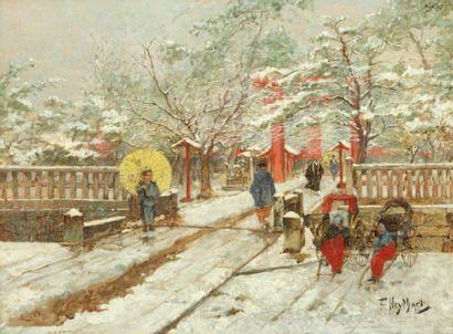 Francis NEYDHART (Vienne 1860 - vers 1948)