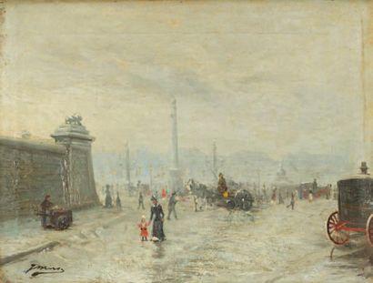Gaspar I ILLEO MIRO (Vilanova 1859-Paris 1930)