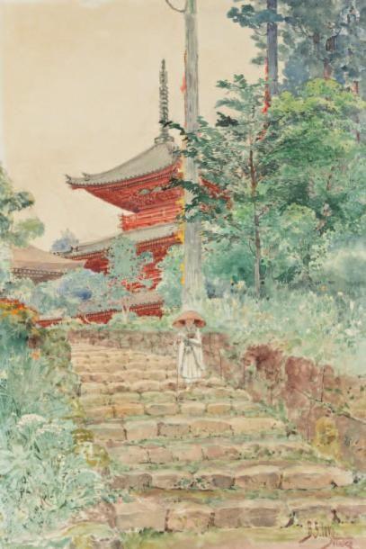 Ioki Bun' ya ( Bunsai) (1863-1906)
