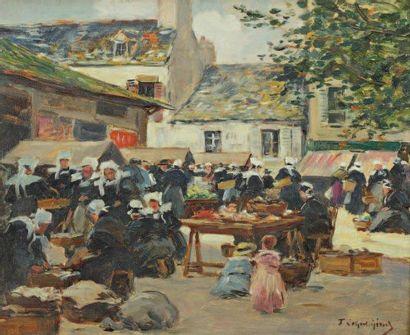 Fernand LEGOUT-GERARD (Saint Lô 1856-Paris 1924)