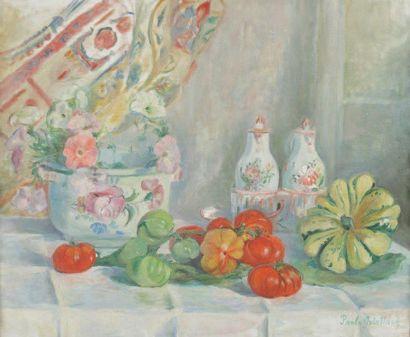 Paule GOBILLARD (Quimperlé 1869 - Paris 1946)