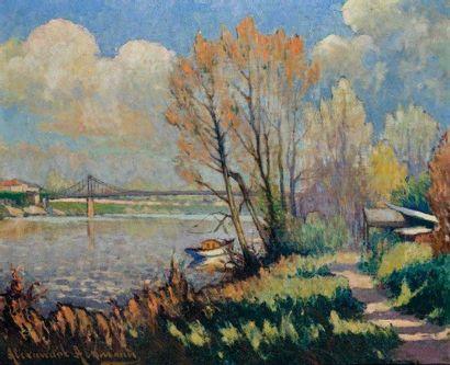 Alexandre ALTMANN (Sololewska 1885- France 1950)
