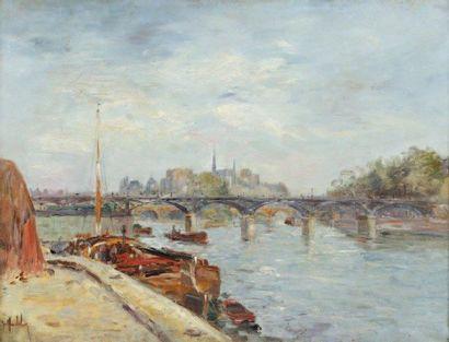 Gustave MADELAIN (Charly 1867-1944)
