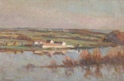 Maximilien LUCE (Paris 1858 - Rolleboise 1941)