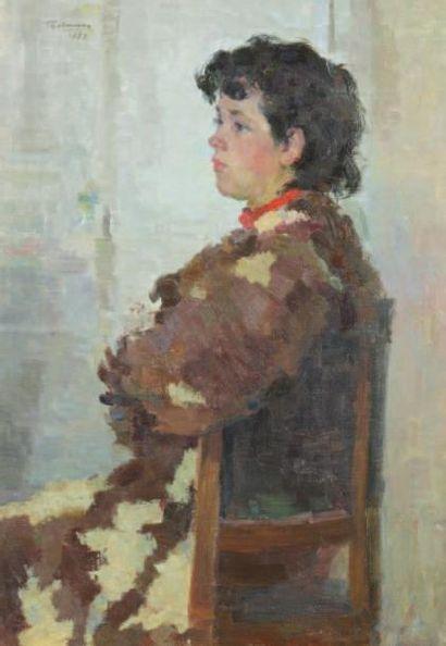 Gregory TZEITLIN (1911-1999)