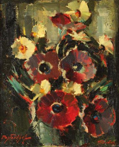 Boris PASTOUKHOFF (1894 - Paris 1974)
