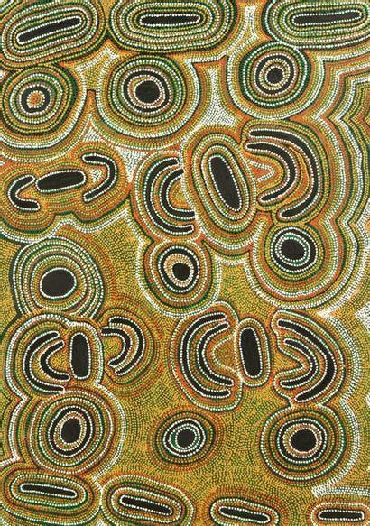 Rosie Tasman Napurrula (c. 1935 - ) Sans...