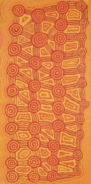 Billy Nolan Tjapangati (c.1940 - 2003) Sans...