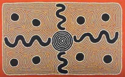 Lyndsay Bird Mpetyane (c. 1935 - ) Sanke...