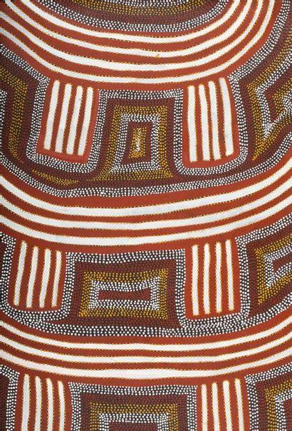 Audrey Morton Kngwarreye (c. 1954 - ) Awelye;...