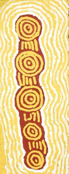 Billy Nolan Tjapangati (c. 1940 - 2003) Sans...