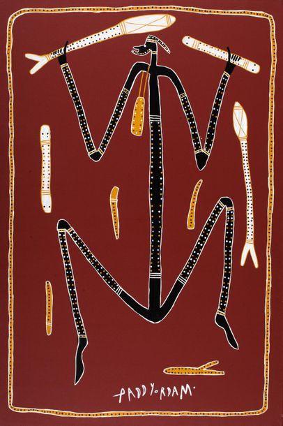 Paddy Fordham Wainburranga (c. 1932 - 2006)...