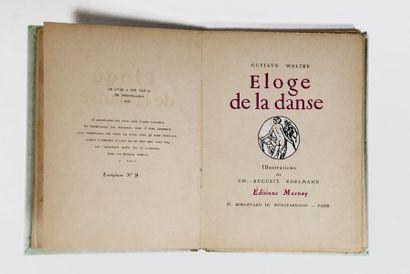 EDELMANN (Charles Auguste). - WELTER (Gustave)....
