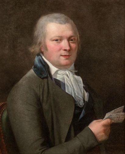 Jean Joseph ANSIAUX (Liège 1764 – Paris 1840)...