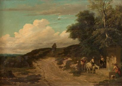 Philippe MARBEAU (Brive la Gaillarde 1807...