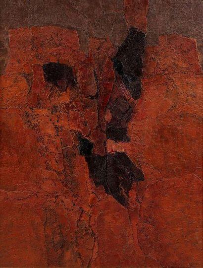 Pierre César LAGAGE (1911-1977) Composition,...