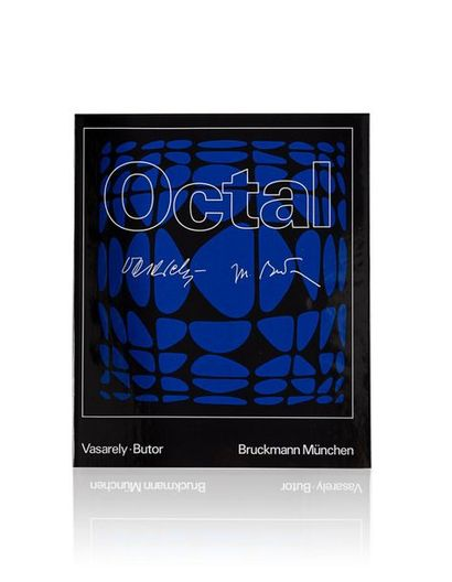 Victor VASARELY (1906-1997) Octal, 1972 Ensemble...