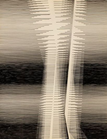 Michel SEUPHOR (1901-1999) Monument aux lumières,...