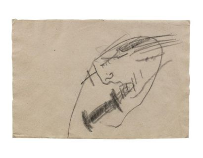 Antoni TAPIES (1923-2012) Projecte núm. 3,...