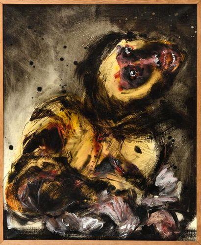 Stani NITKOWSKI (1949-2001) Enée le pieux,...