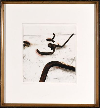 Bernar VENET (né en 1941) Sans titre, 1995...