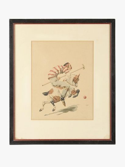 Charles-Fernand de CONDAMY (1855-1913) Caricature...