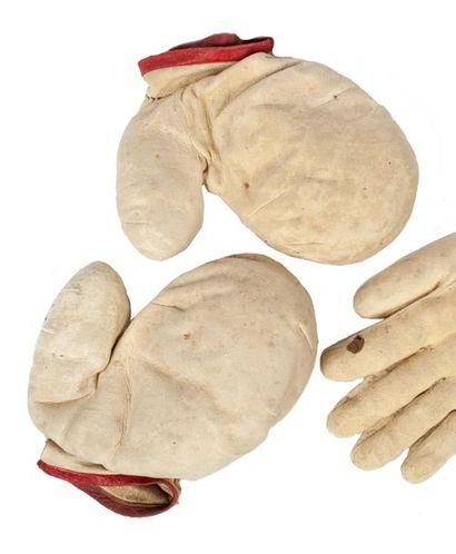 Philippe, duc d'Orléans Paire de gants de...