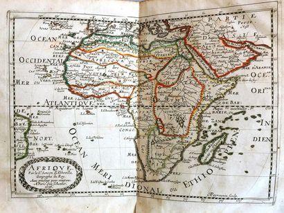 *Afrique - SANSON d'ABBEVILLE (Nicolas).....