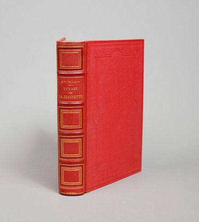 LONG (G. W. de). Voyage de la Jeanette. Journal...