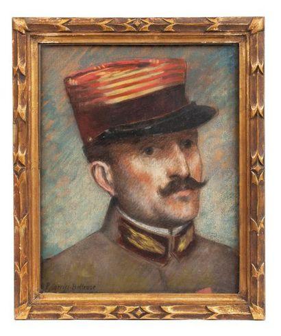 Pierre CARRIER-BELLEUSE (1851-1932). Officier...
