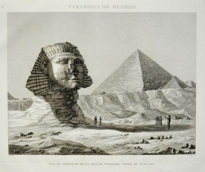 DESCRIPTION DE L'ÉGYPTE. Description de l'Égypte...