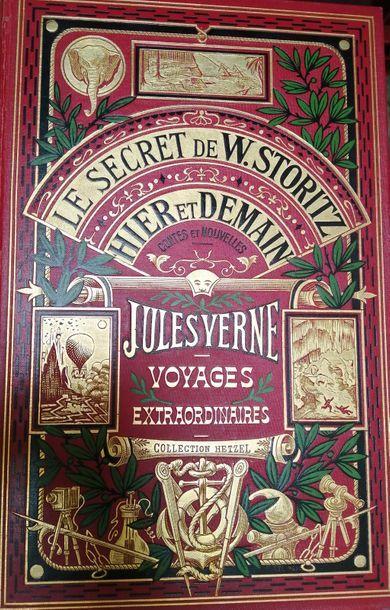 VERNE (Jules). Le Secret de Wilhelm Storitz....