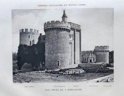 Poitou - BEAUCHAMP (Comte de). Château-Guillaume...