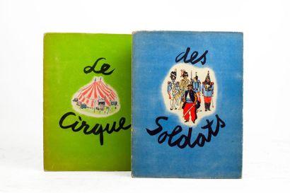 KUBNICK (Henri). Le Cirque. Illustrations...