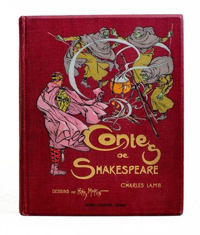 LAMB (Charles). Les Contes de Shakespeare....
