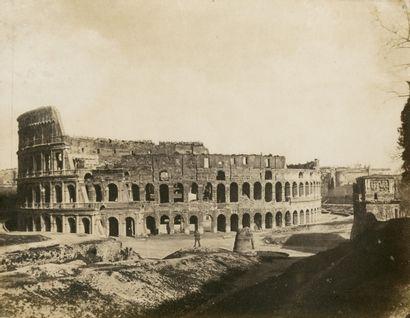 Giacomo CANEVA (1813-1865/90) Basilique de...
