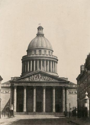 Paris Le Panthéon, c. 1851-1853 Tirage sur...