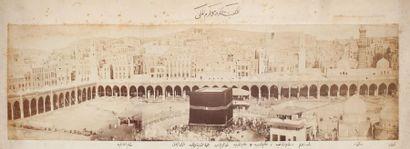 MUHAMMAD SADIQ BEY (1832-1902)- ABD AL-GHAFFAR – CHRISTIAN SNOUCK HURGRONJE (1857-1936)